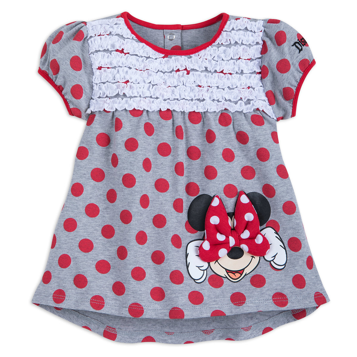 5b0c6f884c646 Minnie Mouse Red Dot Top and Leggings Set for Girls - Disneyland ...