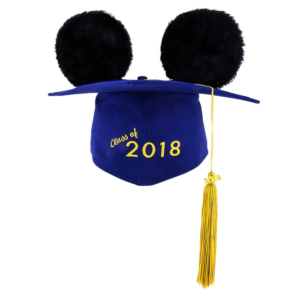 f1cf9f510cc Product Image of Mickey Mouse Ear Hat Graduation Cap for Adults - 2018   1