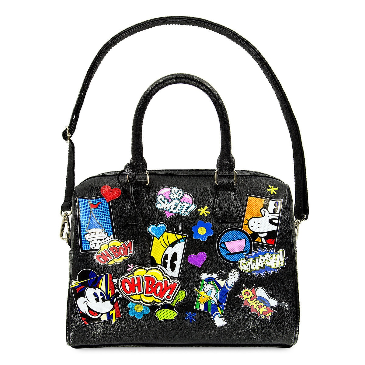 3373ae4f308 Product Image of Mickey Mouse and Friends Comic Bag   1