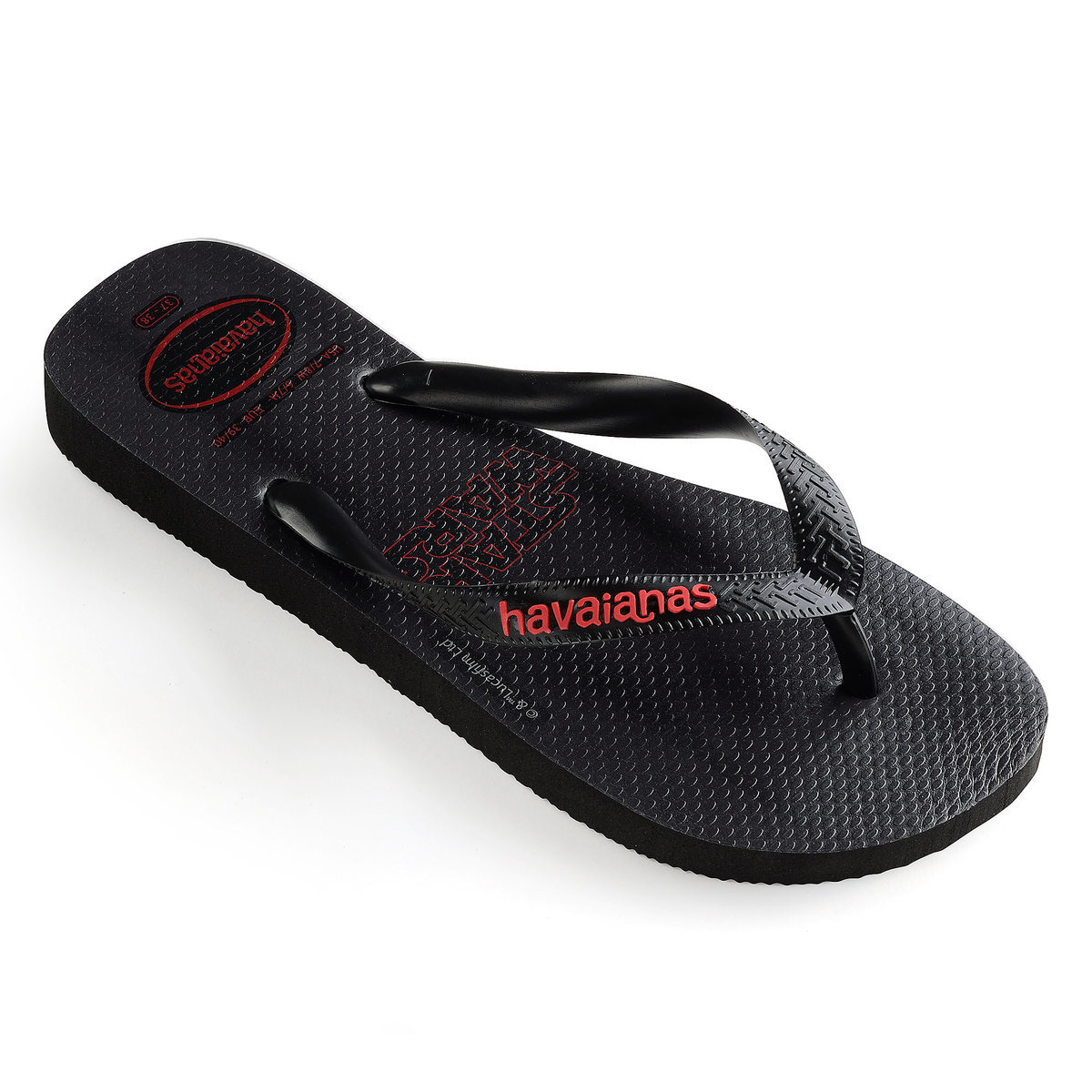 4039903c2 Product Image of Darth Vader Flip Flops for Men by Havaianas   1
