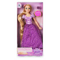 Image of Rapunzel Classic Doll with Ring - Tangled - 11 1/2'' - Toys for Tots # 2