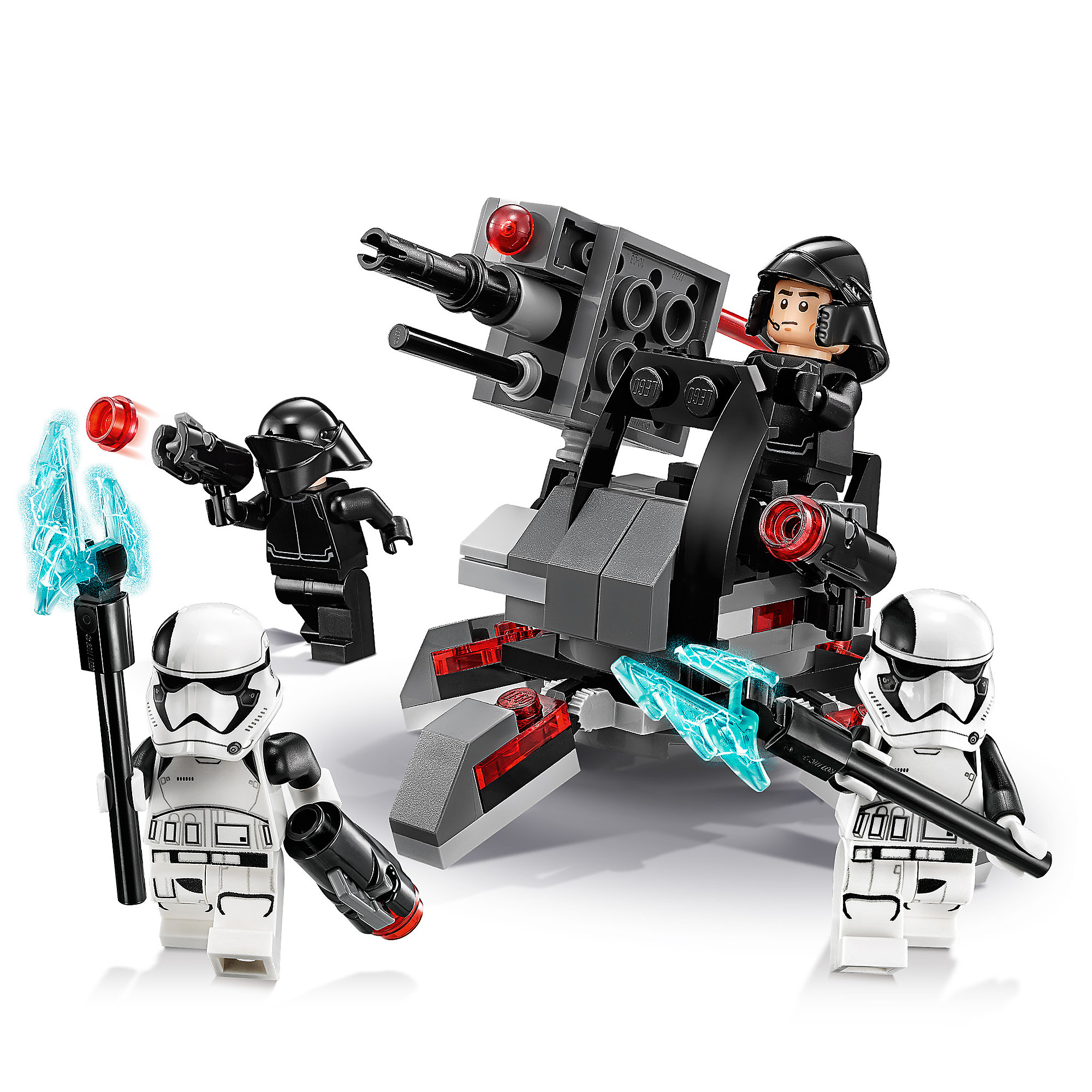 The Last Jedi ~ First Order Specialists Battle Pack #75197 LEGO Star Wars