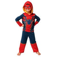 Image of Spider-Man Glow-in-the-Dark Costume Sleep Set for Boys # 2