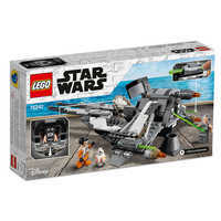 Image of Black Ace TIE Interceptor Play Set by LEGO - Star Wars Resistance # 3