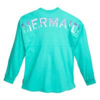 Image of Ariel ''Mermaid'' Spirit Jersey for Adults - Oh My Disney # 3