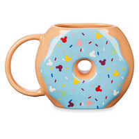 Image of Mickey Mouse Donut Figural Mug # 2