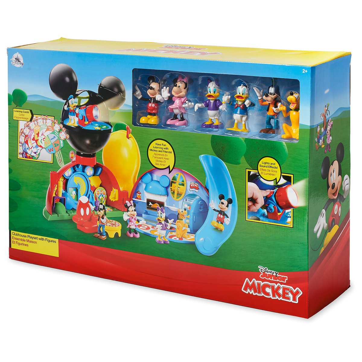 071488bb2a4 Product Image of Mickey Mouse Clubhouse Deluxe Playset   6