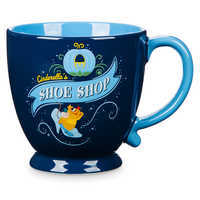 Image of Cinderella Shoe Shop Mug # 1