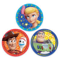 Image of Toy Story 4 Dessert Plates # 1