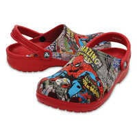 Image of Spider-Man Crocs™ Clogs for Adults # 5
