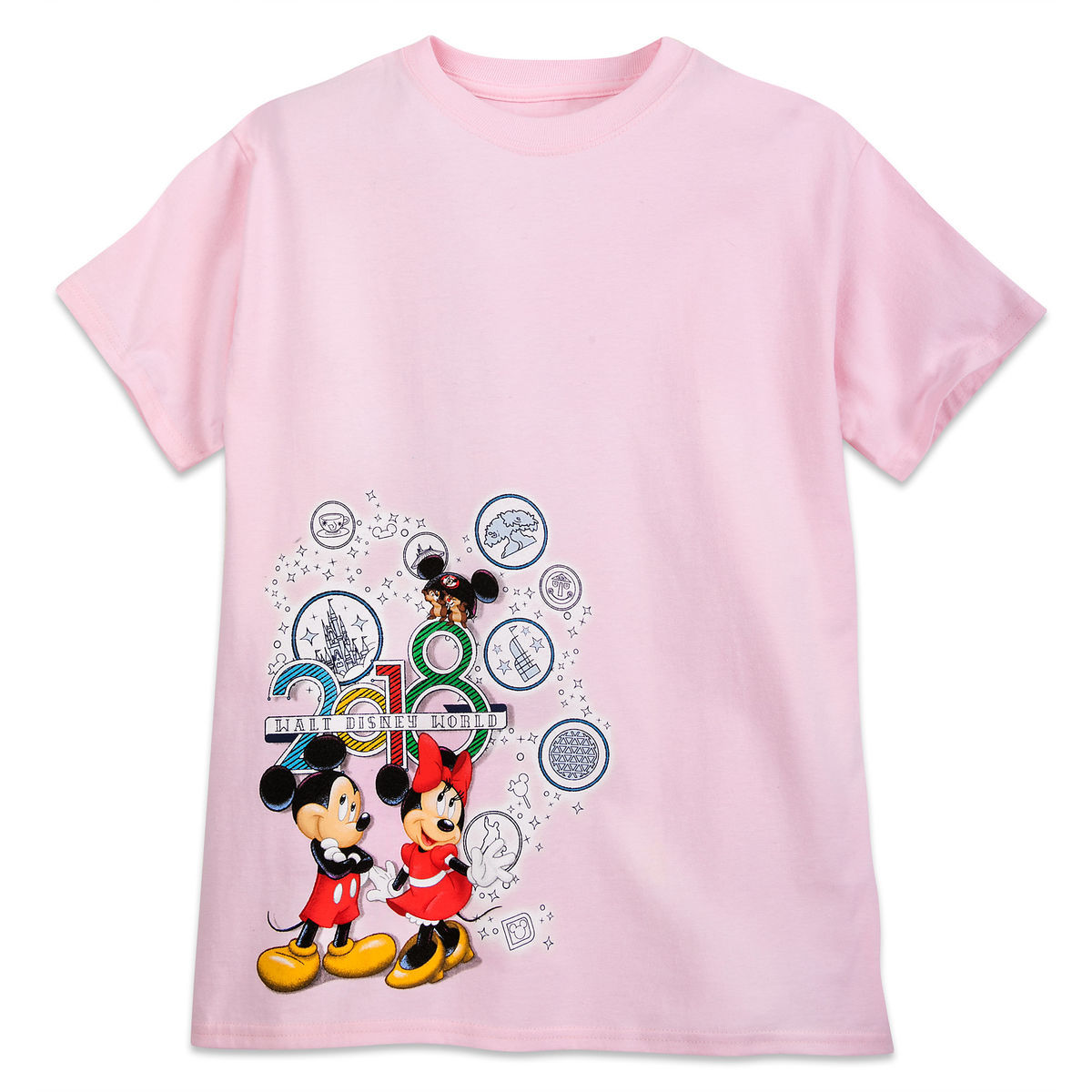 Mickey Mouse And Friends T Shirt For Kids Walt Disney World 2018