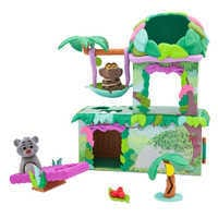 Image of The Jungle Book Deluxe Playset - Furrytale friends # 1