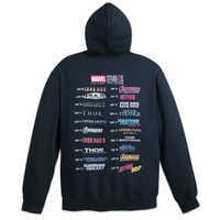 Image of Marvel Studios 10th Anniversary Hoodie for Adults # 2