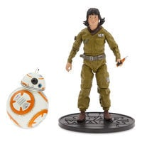 Rose Tico & BB-8 Elite Series Die Cast Action Figure - Star Wars: The Last Jedi