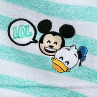 Mickey Mouse and Friends Emoji Swim Cover-Up for Girls