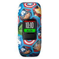Image of Avengers vivofit jr. 2 Activity Tracker for Kids by Garmin # 3
