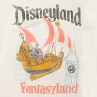 Image of Fantasyland T-Shirt for Women by Junk Food - Disneyland # 2