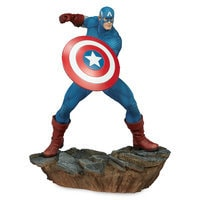 Captain America Figure - Sideshow Collectibles - Limited Edition
