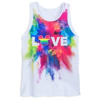 Image of Rainbow Mickey Collection Tank Top for Adults # 1