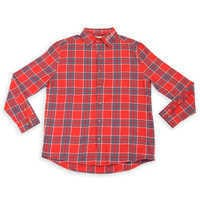 Image of Mickey Mouse Flannel Shirt for Adults by Cakeworthy # 3