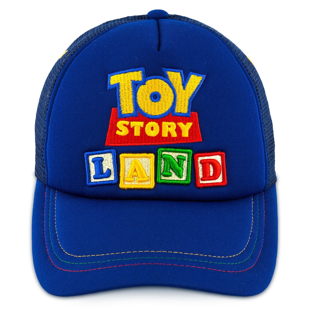 Toy Story Land Baseball Cap for Kids Official shopDisney