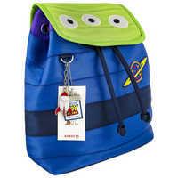 디즈니 토이스토리 에일리언 백팩 Disney Toy Story Alien Backpack by Harveys