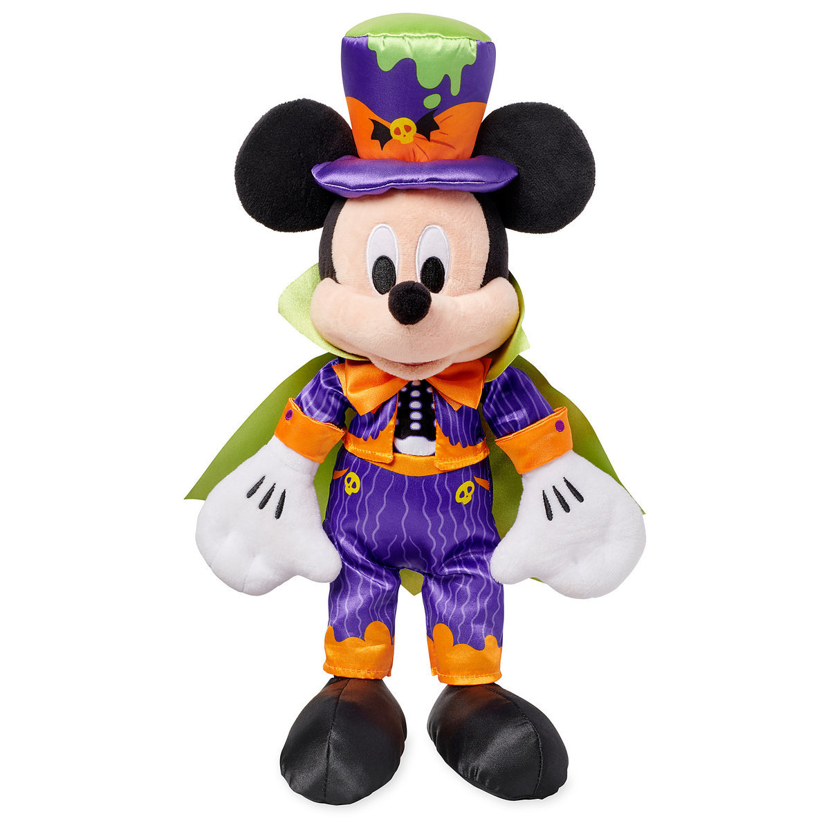 ddae9efc9da Product Image of Mickey Mouse Halloween Plush - 17     1