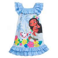 Image of Moana Nightshirt for Girls # 1