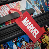 Image of Marvel Comics Rolling Luggage by American Tourister - Small # 4