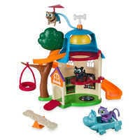 Image of Puppy Dog Pals Ultimate Doghouse Playset with Light-Up Figures # 1