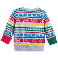 Image of Mickey Mouse Family Holiday Sweater for Baby # 2