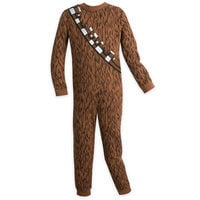 Chewbacca Costume One-Piece PJ for Kids - Star Wars