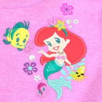 Ariel Top and Leggings Set for Baby