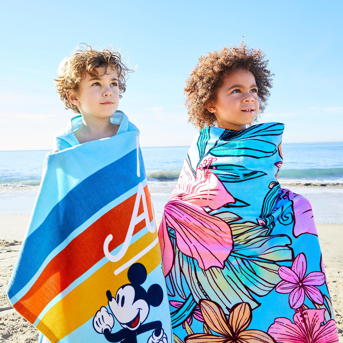 Thumbnail Image of Mickey Mouse and Friends Beach Towel - Personalizable # 3