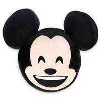 Image of Mickey Mouse Emoji Plush Pillow # 2