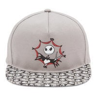 Jack Skellington Baseball Cap for Kids