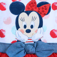 Image of Minnie Mouse Tutu Bodysuit for Baby # 2