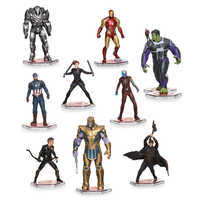 Image of Marvel's Avengers Deluxe Figure Play Set - Marvel's Avengers: Endgame # 1