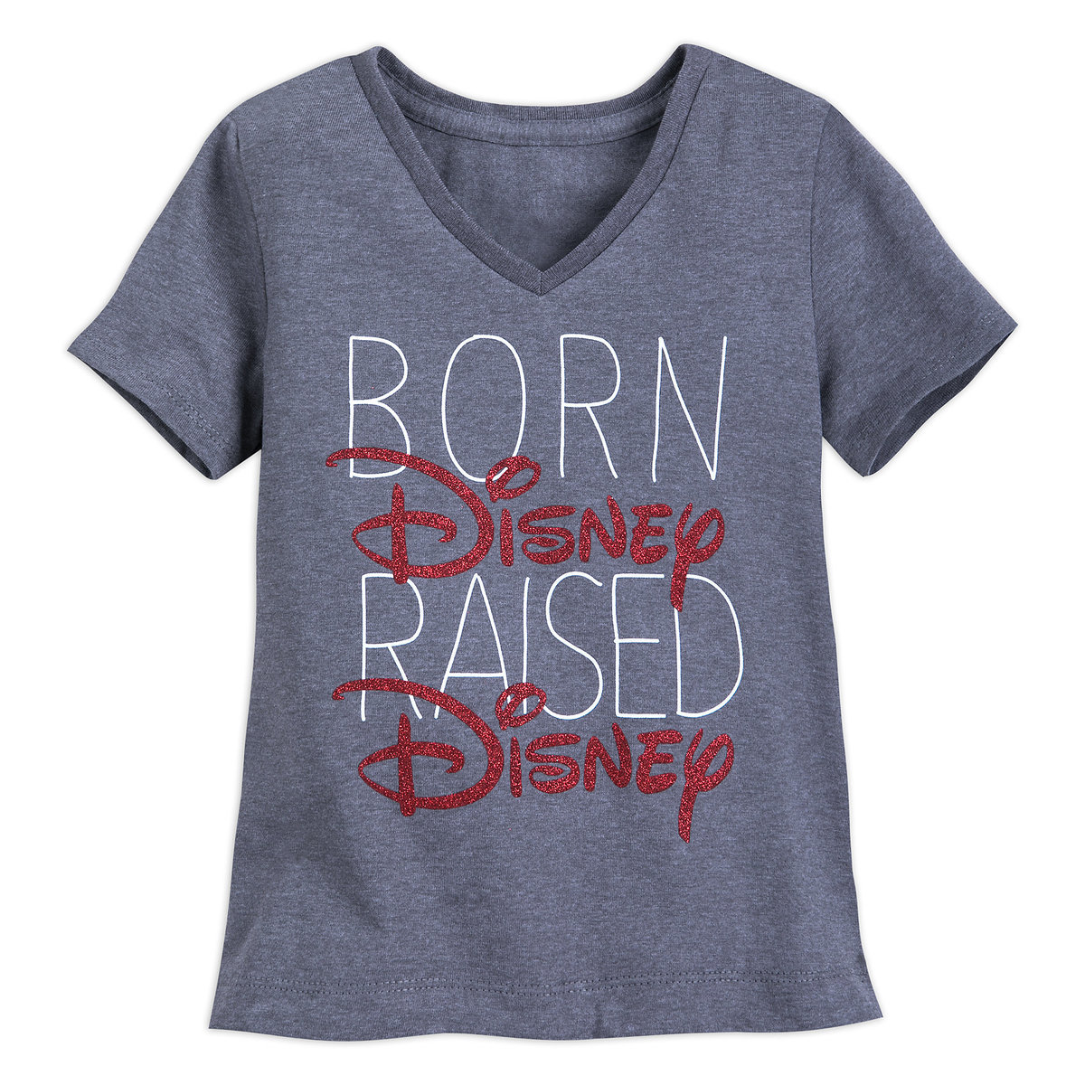 Product Image of Disney Logo T-Shirt for Girls # 1