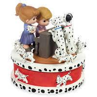 Image of 101 Dalmatians Music Box Figurine by Precious Moments # 1