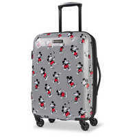 Image of Mickey Mouse Rolling Luggage by American Tourister - Small # 1