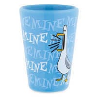 Image of Finding Nemo Seagulls ''Mine Mine Mine Mine'' Toothpick Holder # 1