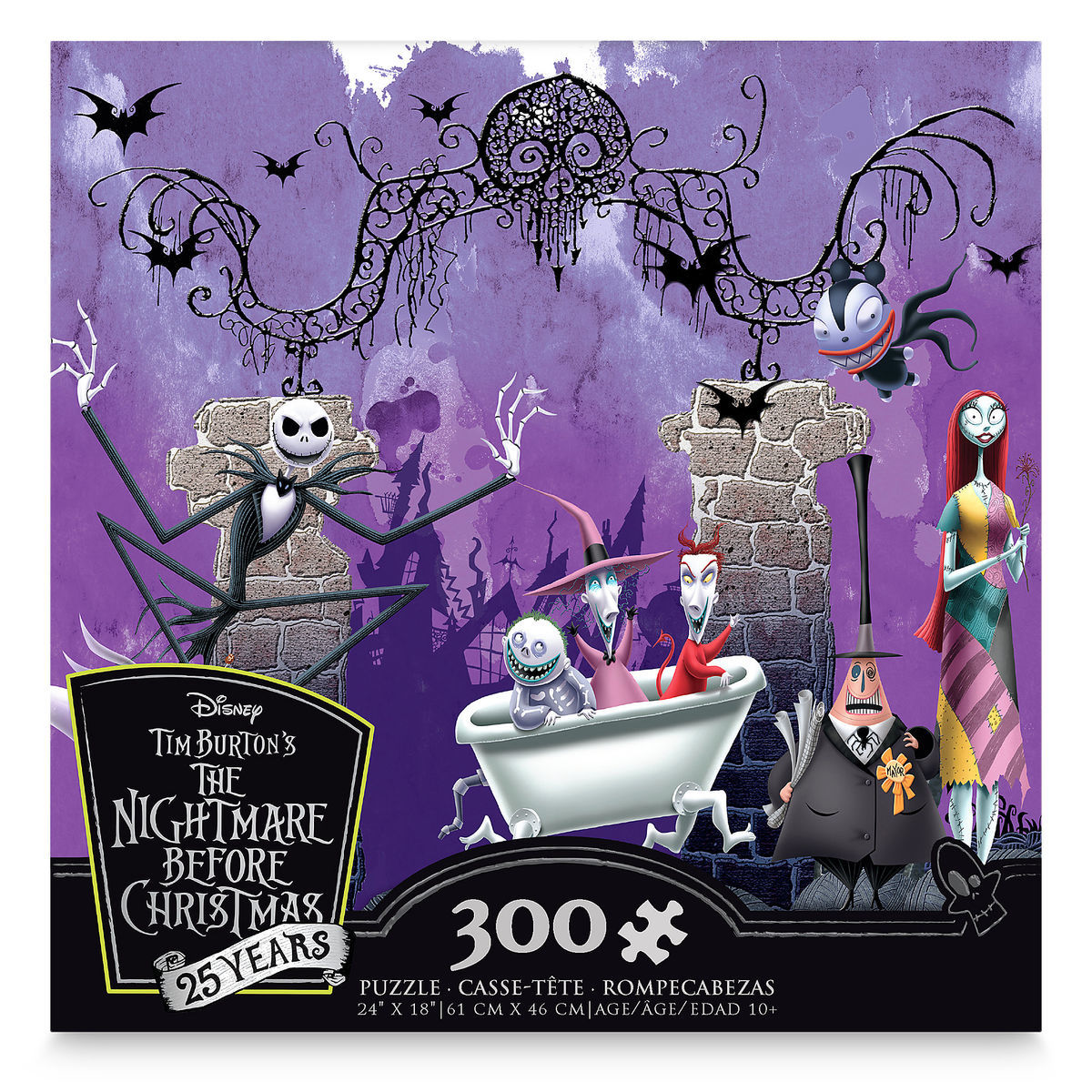 The Nightmare Before Christmas Jigsaw Puzzle by Ceaco | shopDisney