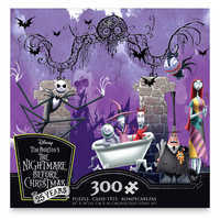 Image of The Nightmare Before Christmas Jigsaw Puzzle by Ceaco # 2