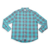 Jasmine Flannel Shirt for Adults by Cakeworthy