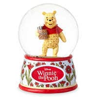 Image of Winnie the Pooh 'Silly Old Bear' Snowglobe - Jim Shore # 3