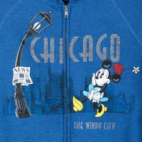 Image of Minnie Mouse Hoodie for Girls - Chicago # 2