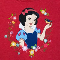 Image of Snow White Lace Top for Girls # 3