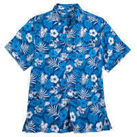 Image of Mickey Mouse and Friends Aloha Shirt for Men - Disney Hawaii # 1