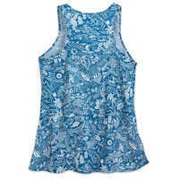 Image of Aulani, A Disney Resort & Spa Aloha Tank Top for Women by Tori Richard # 2